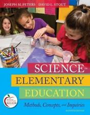 Science in Elementary Education 11e Global Edition