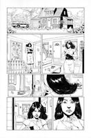 Book of Death #1 page 1 Valiant Comics Original Art 2015 Robert Gill
