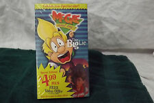 McGee and Me - The Big Lie  SPECIAL EDITION, SEE PICTURE,VHS 1998,Never Opened