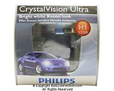 NEW Philips BC9637 H1 Crystal Vision Ultra 2-Pack 12258CVS2 Bulb
