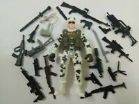 """3.75/"""" GI Joe the Corps Soldier #33 Action Figure With  Accessories"""