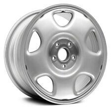 For Honda CR-V 07-11 Steel Factory Wheel 5 Flat-Spoke Silver 17x6.5 Steel