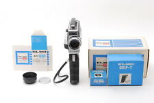 [N Mint] Elmo Super 103 Zoom Lens Movie Camera With Box Grip Hood from japan 489