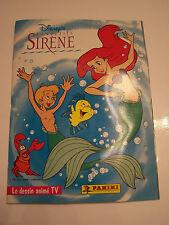 ALBUM PANINI LA PETITE SIRENE DISNEY 1994 COMPLET