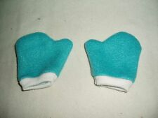 """Teal Mittens 18"""" Doll Clothes Fits American Girl Dolls"""