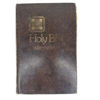 Holy Bible NIV New International Version w/ Tabs Zondervan 1978