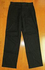 BANANA REPUBLIC Men's 30 X 32 Tailored Dress Pant Black NWT
