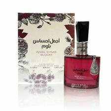 Ajmal Ehsas Bloom Perfume Spray 100ML for Women, Oranges, Jasmine, Vanilla