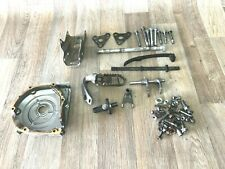 03 2003 Kawasaki KLX125 Parts Sack Nut Bolt Motor Mounts Foot Peg Shift Forks