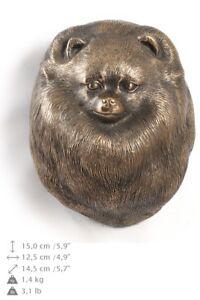 Pomeranian - figurka do powieszenia na ścianie z wizerunkiem psa Art Dog