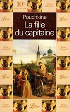 La fille du capitaine // Alexandre POUCHKINE // Librio // Russie // Romanesque