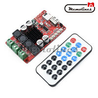 TPA3116 50W+50W Audio Power Bluetooth Amplifier Board Module with Remote Control