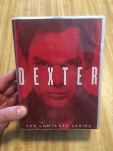 Dexter The Complete Series DVD Box Set Brand  Factory Sealed