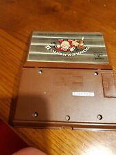 DK Nintendo Game & Watch Donkey Kong II Multi Screen testato funzionante!!!