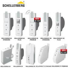 Schellenberg elektrischer Rollladen Gurtwickler Rollladenmotor Rollo Drive