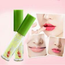 Aloe Vera Lip Gloss Colour Changing Long Lasting Moisturizing Lipstick balm New