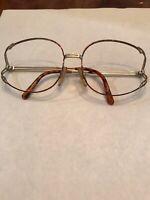 Christian Dior Damen-Brille 2590 41 58-17-130 Vintage Diva Sunglasses Eyeglasses