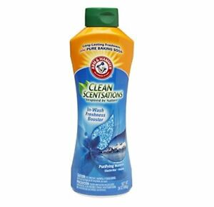 Arm & Hammer Clean Scentsations In-Wash Freshness Booster Purifying Waters 2 Pk