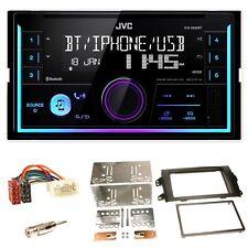 JVC KW-X830BT USB Bluetooth MP3 Einbauset für Suzuki SX 4 Fiat Sedici