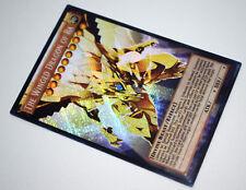 The Winged Dragon of Ra v3 YUGIOH orica SECRET RARE proxy altered art
