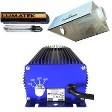 Lumatek Aerowing 600w Grow Kit: Lumatek 600w Digital Ballast & Bulb + AeroWing