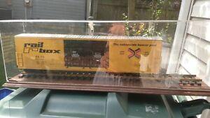 Rail box, the nationwide boxcar pool