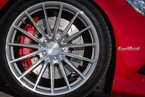 19 Inch Koya SF09 Flow Forged Concave Wheel  Volkswagen VW Golf GTI R R32 Polo