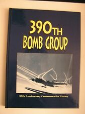 WWII Military Aviation 390TH BOMB GROUP 50th Anniversary Commemorative History