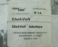 (NEW) Grace Engineered Products Chekvolt Interface Voltage Indicator R-1A