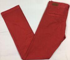 New listing NWTS Wellen Surf Slim Fit Lightweight Maroon Men's Chino Pants SZ 28 100% Cotton