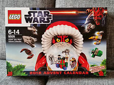 NUOVO LEGO STAR WARS Advent Calendario - 9509 di 2012 calender Advents