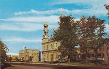 Église SAINT-EUSTACHE Quebec Canada Germain Beauchamp Postcard