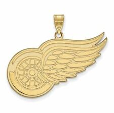10ky NHL Detroit Red Wings XL Pendant