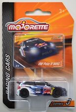 "Majorette Racing Cars Series 3: VW POLO R WRC ""Red Bull""  Toys 'R Us CHASE - NEW"