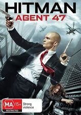 Hitman - Agent 47 (DVD, 2016) R Friend H Ware Z Quinto C Hinds LIKE NEW