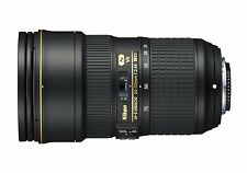 New Nikon AF-S NIKKOR 24-70mm f2.8 E ED VR Lens Full Size Japan Model