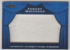 FOREST WHITAKER 2010 Razor Pop Century CELEBRITY WORN WARDROBE Card #SW-26