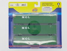 MOL RTR 45' Container 3-Pack HO - Athearn #28868