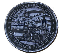 United States Federal Air Marshal Service San Francisco Field Office Patch.