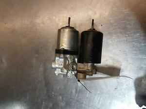 TOYOTA PRIUS ABS PUMP ZVW30R, BRAKE BOOSTER PUMP (LEFT SIDE ON FIREWALL), 07/09-