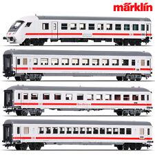 Märklin 40500-S4 H0 Intercity Schnellzugwagen-Set 4-teilig ++ NEU & OVP ++