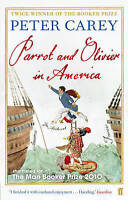 Parrot and Olivier in America, Carey, Peter , Acceptable, FAST Delivery