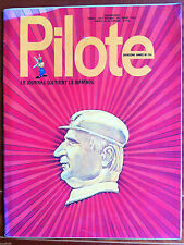>Pilote n°724 du 09/1973; L'Edelweiss sous la glace