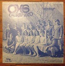 Olathe High Kansas 1970 Chorale Private Teen Unknown Rare Folk Pop HEAR MP3