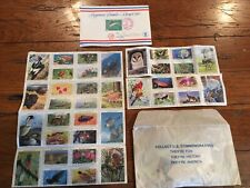 Stamp Collection 1992 National Wildlife Federation