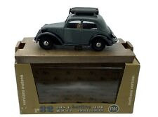 Brumm 1:43 Diecast 1937-39 Fiat 508c Berlina 1100 r36 Collectible Model Car
