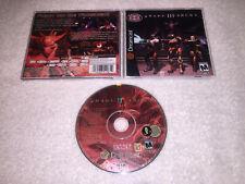 Quake III Arena (Sega Dreamcast, 2000) Original ☆☆☆ Complete in MINT Case ☆☆☆ Ex