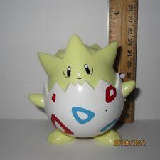 """Untested Electronic Talking Togepi Pokemon 3"""" Figure 1998 Hasbro"""