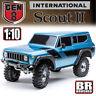 NEW Redcat Gen8 International Scout II 4WD Crawler RTR Blue w/Radio FREE US SHIP