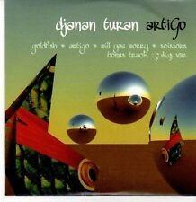 (CE791) Djanan Turan, Artigo - CD